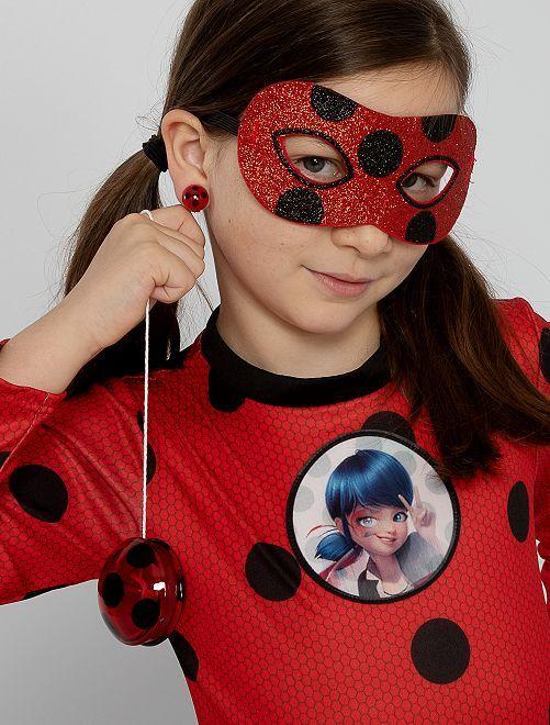 Kit 'Ladybug' 'Miraculous'                             rouge/noir