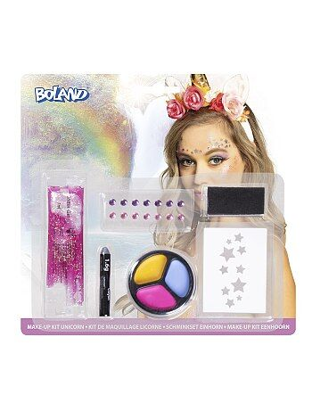 Kit maquillage licorne