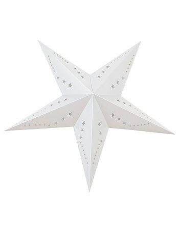 Maison - Lanterne étoile 60cm - Kiabi