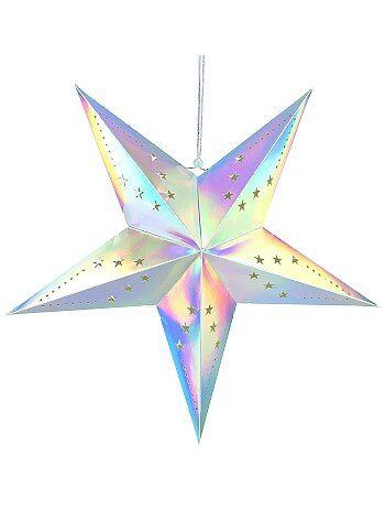 Lanterne étoile 60cm