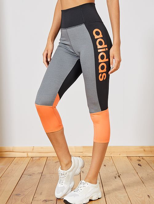 Legging court 'adidas'                             noir Femme