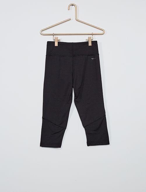 Legging court 'adidas'                             noir