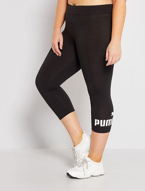 Legging court 'Puma'                             noir