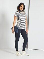 apparence élégante convient aux hommes/femmes le magasin Legging de maternité, legging Vêtement de grossesse | Kiabi