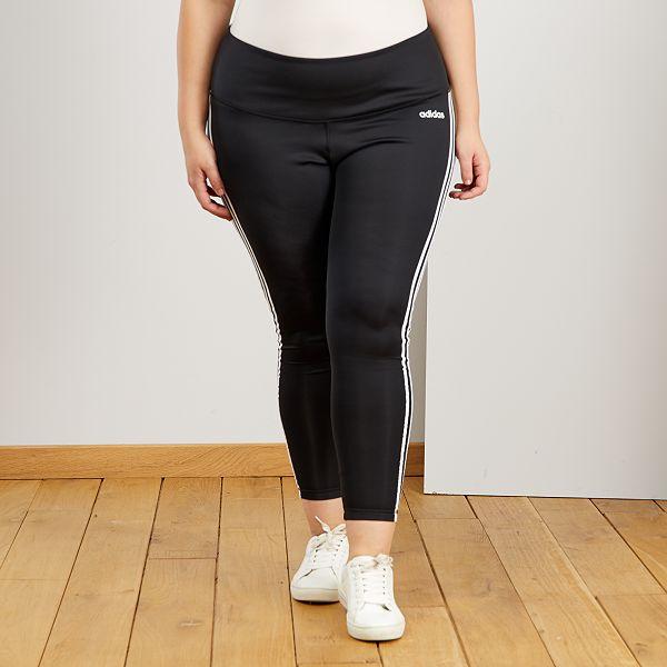 Legging de sport 'adidas' Grande taille femme - noir - Kiabi - 45,00€