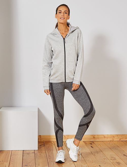Legging de sport                     gris
