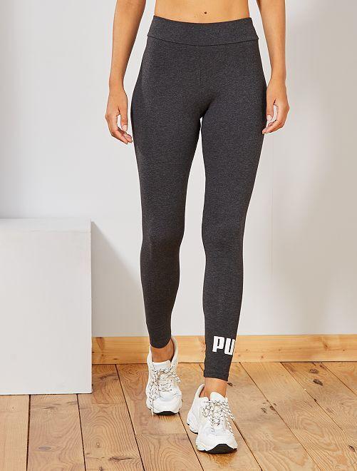 Legging de sport 'Puma'                                         gris anthracite
