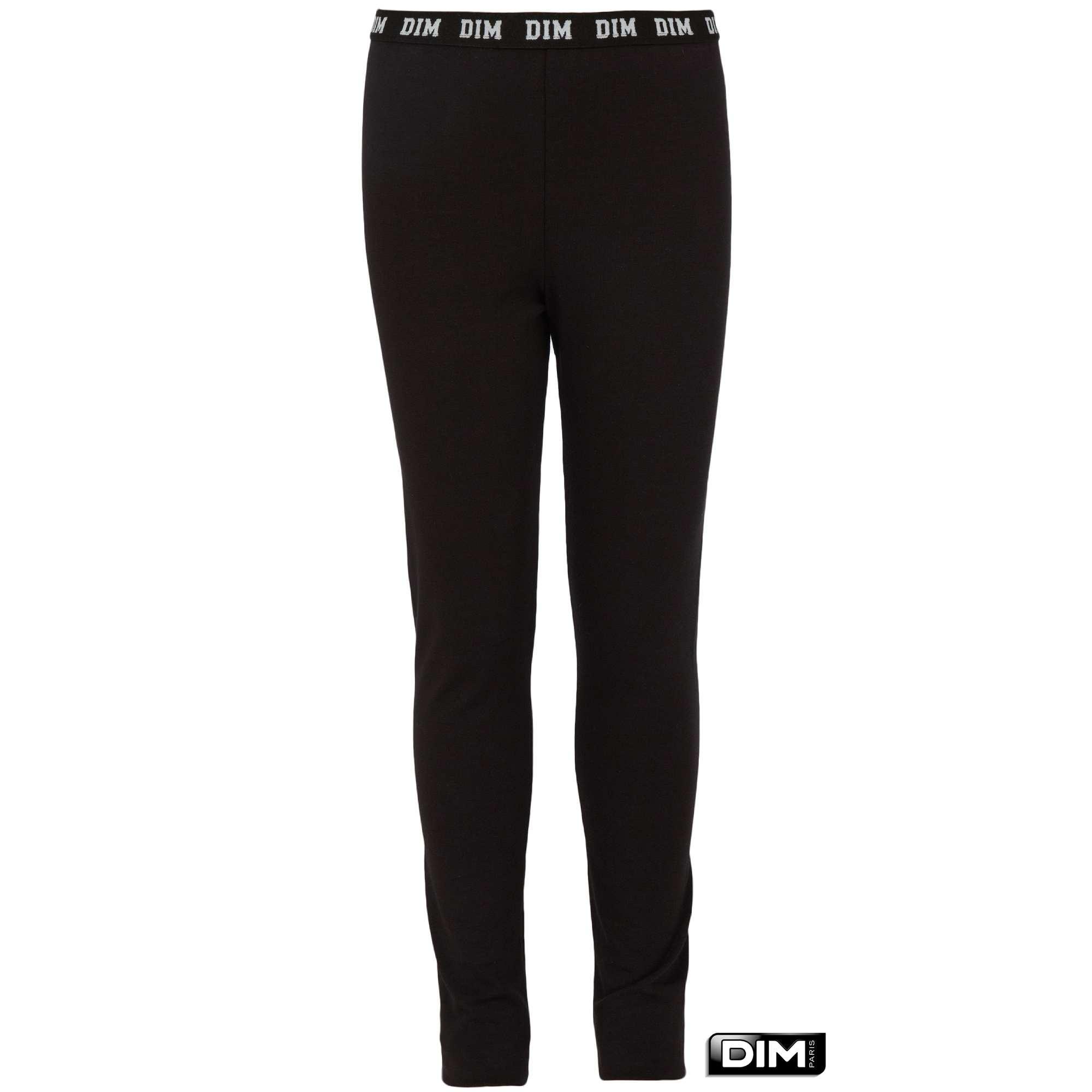 Couleur : noir, , ,, - Taille : 4/5A, 8A, 6A,10A,Un indispensable ! - Taille élastique - En coton stretch - Uni