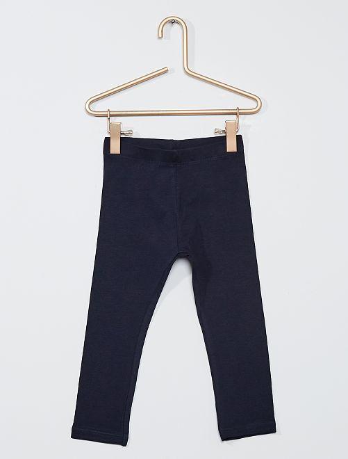 Legging éco-conçu                                                                                                                             bleu marine