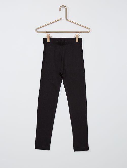 Legging éco-conçu                                                                                                                                                                                                                 noir