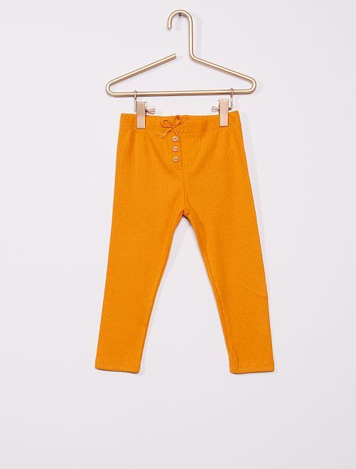 Legging éco-conçu                                                                                         orange