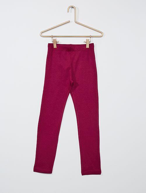 Legging éco-conçu                                                                                                                 violet