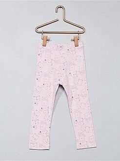Pantalon, jean, legging - Legging imprimé coton stretch - Kiabi