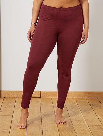 377851faec9 Legging long coton stretch - Kiabi