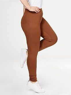 Legging taille 54/56 - Legging long coton stretch