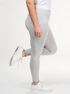 Legging long coton stretch