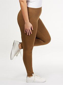 Legging - Legging long coton stretch