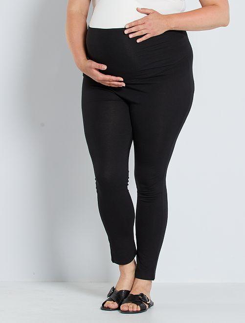 Legging long de maternité                                         noir