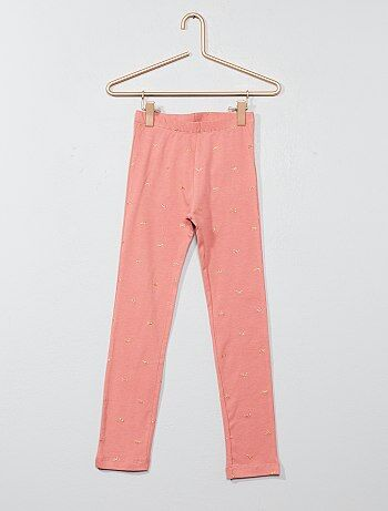 Fille 3-12 ans - Legging long imprimé - Kiabi