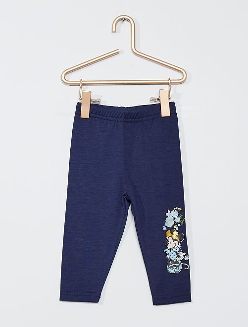 Legging 'Minnie'                                         bleu marine