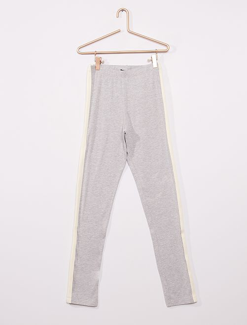 Legging stretch                                         gris