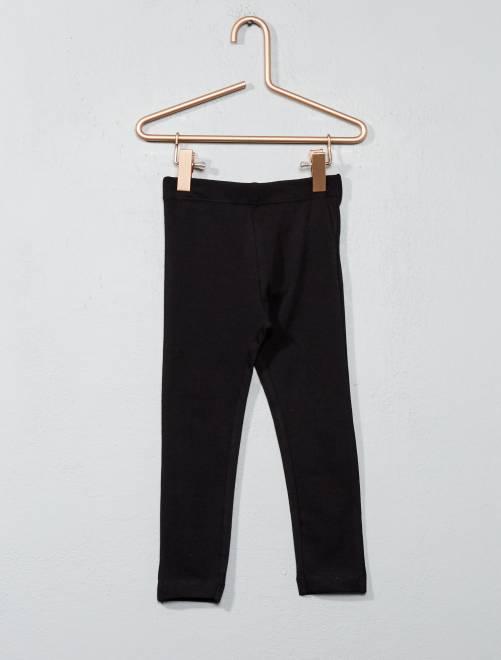 Legging stretch                                                                                                                                                                                                                                                                                 noir
