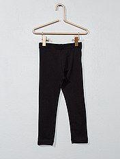 modèle unique double coupon juste prix Legging fille - mode Vêtements fille | Kiabi