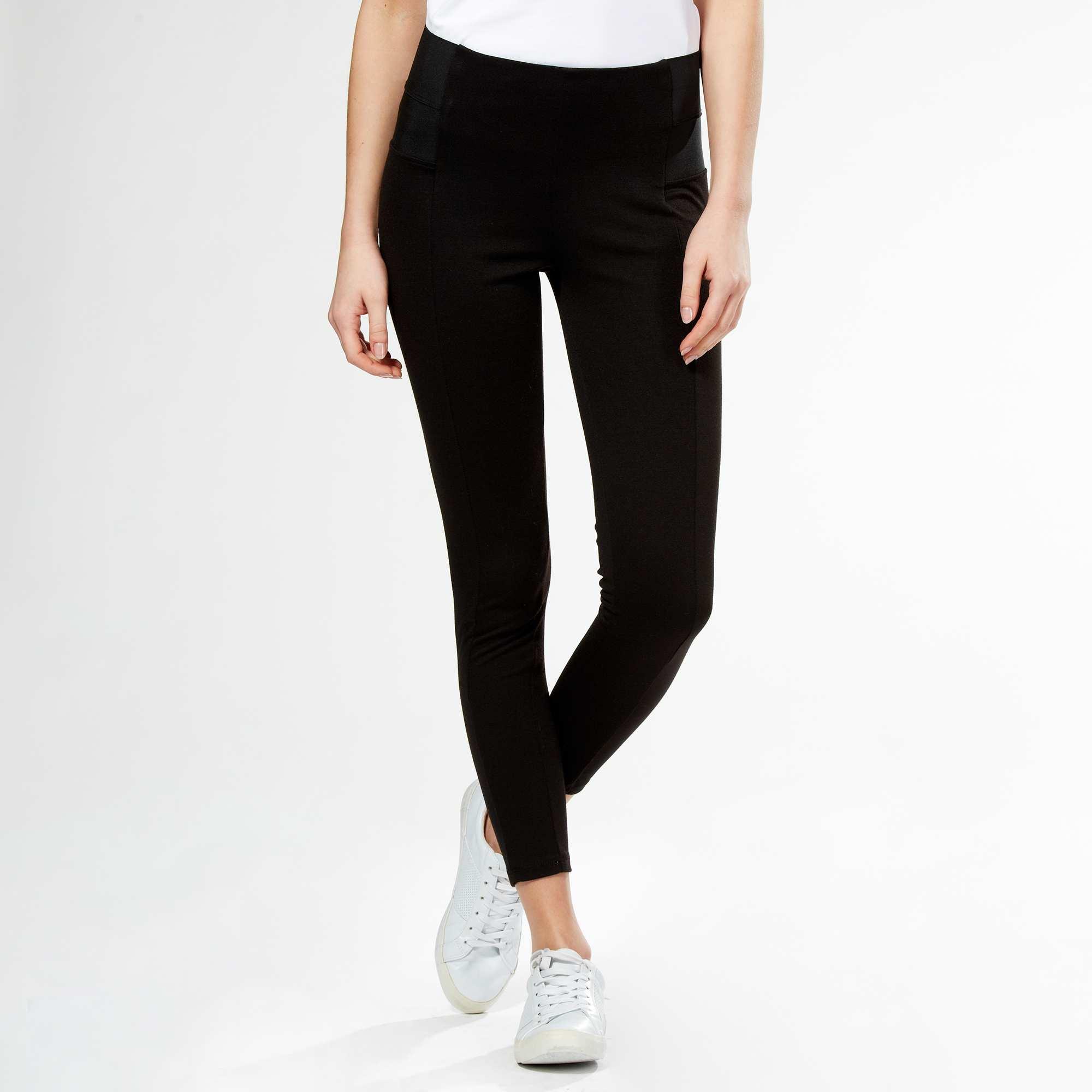 legging stretch taille haute femme kiabi 12 00. Black Bedroom Furniture Sets. Home Design Ideas