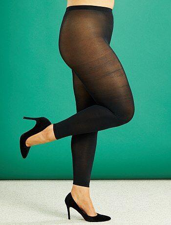Leggings légers 80D grande taille - Kiabi