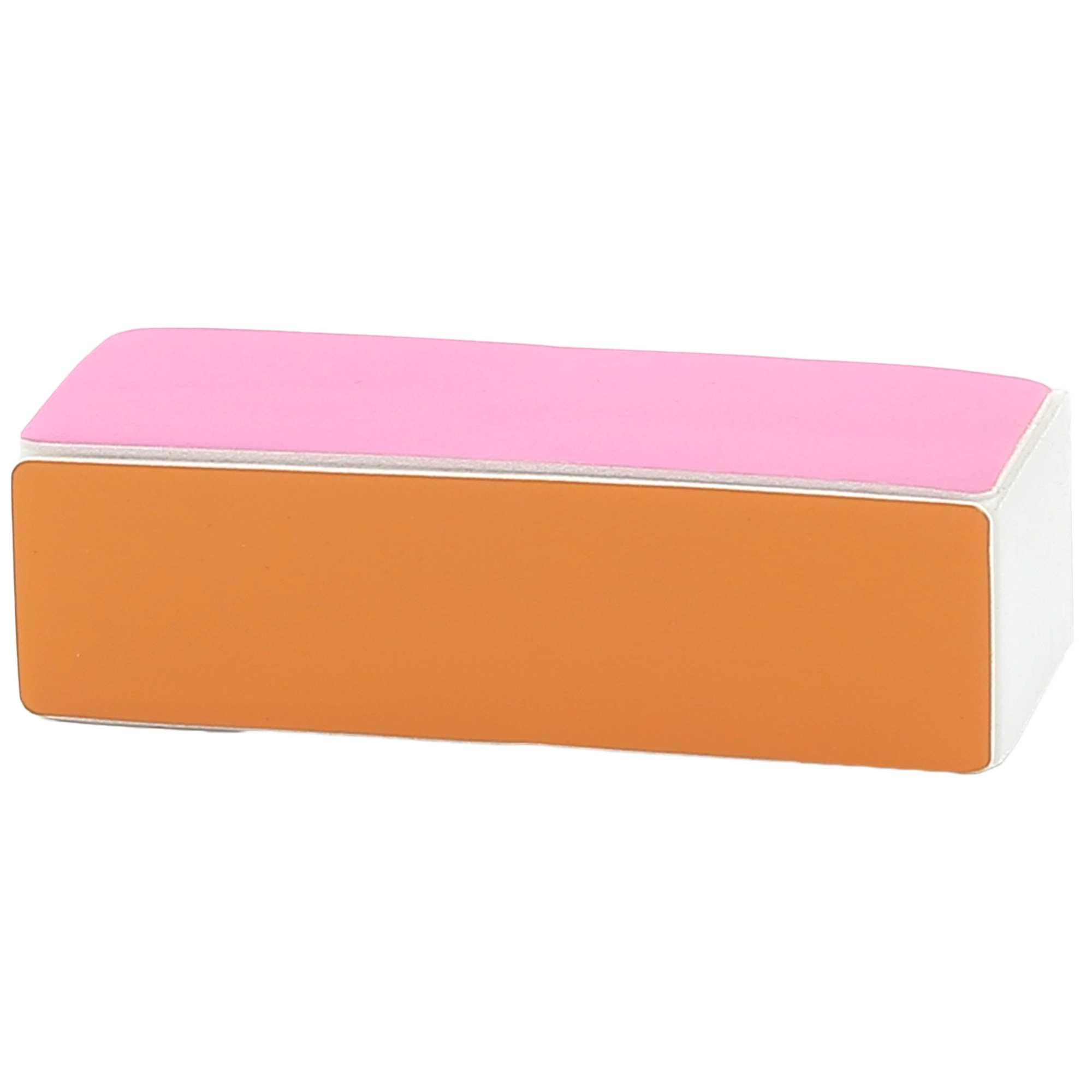 Couleur : multicolore, , ,, - Taille : TU, , ,,L'accessoire magique qui fait briller vos ongles sans vernis ! - Face 1 : je lime -