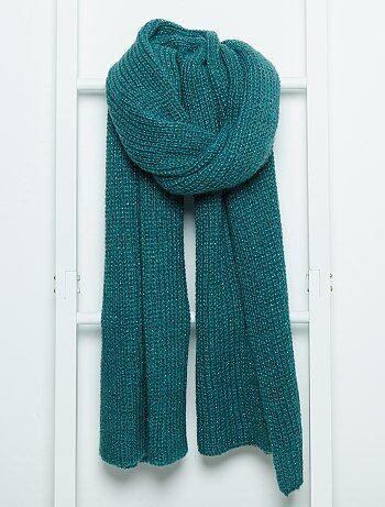 echarpe grosse maille,Grosse laine pour echarpe a76cb04014d