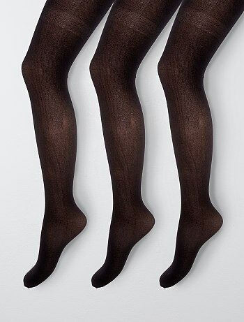 Lot 3 paires de collants