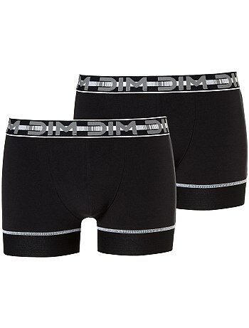 Lot de 2 boxers 'DIM' 3D Flex Stay and Fit - Kiabi