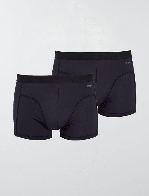 Lot de 2 boxers 'EcoDIM' de 'DIM'                             noir