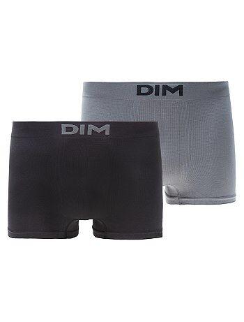 Homme du S au XXL - Lot de 2 boxers 'EcoDim' de 'DIM' - Kiabi