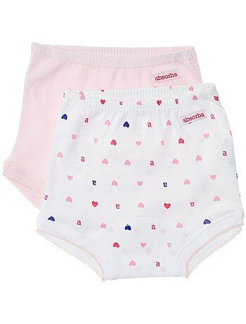 Lot de 2 culottes `Absorba`