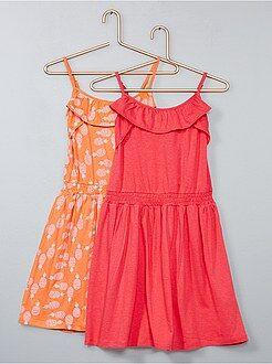 Lot de 2 robes légères - Kiabi