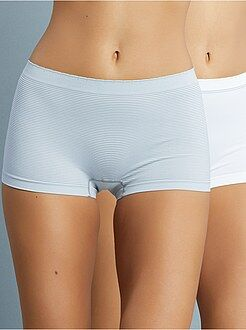 Lingerie en lot - Lot de 2 shorties sans coutures 'Billet Doux'