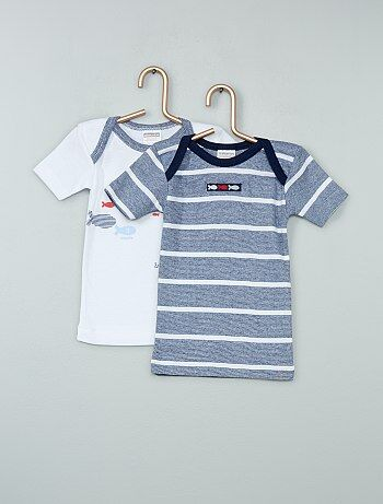 Lot de 2 t shirts `Absorba`