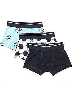 Sous-vêtement - Lot de 3 boxers