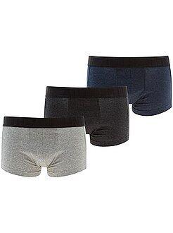 Sous-vêtements - Lot de 3 boxers courts