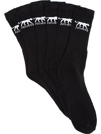 d1e0c1f99ce5f7 Lot de 3 paire de chaussettes 'Airness' - Kiabi