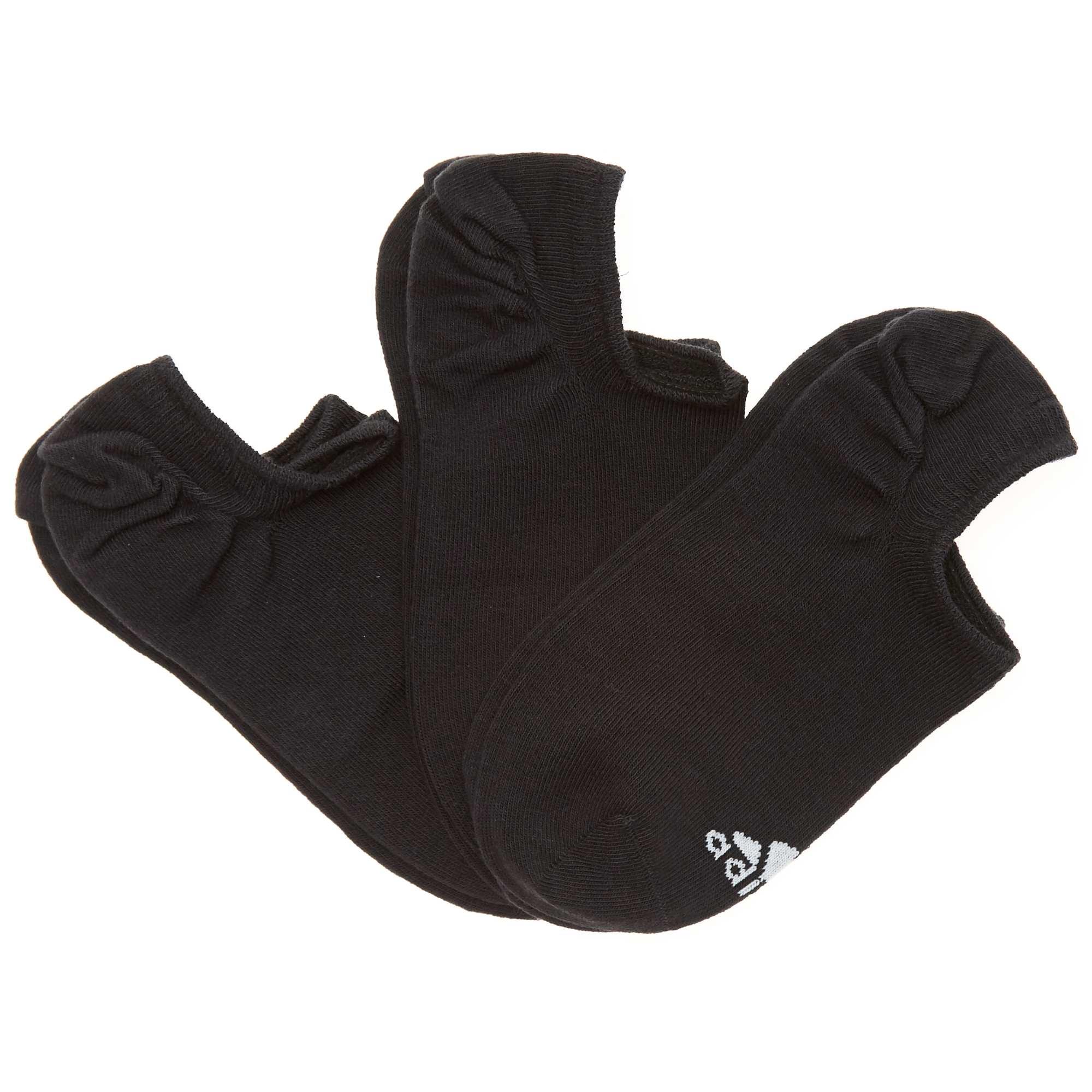 1e7457470490b Lot de 3 paires de chaussettes  Adidas  Homme - noir - Kiabi - 10