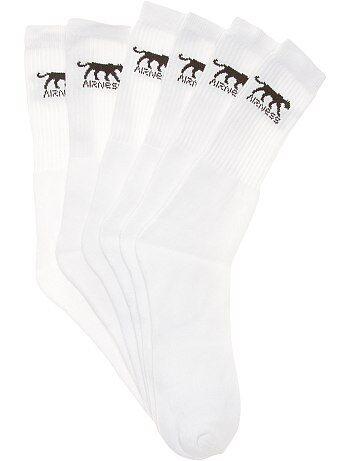 Lot de 3 paires de chaussettes `Airness`