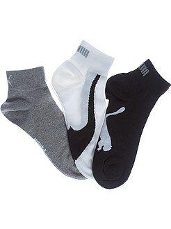 Chaussettes - Lot de 3 paires de chaussettes basses 'Puma'