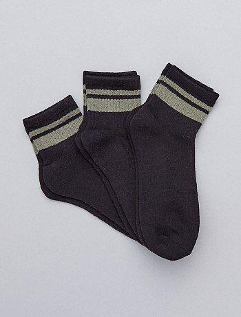 Lot de 3 paires de chaussettes de sport