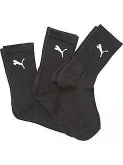 Garçon 4-12 ans Lot de 3 paires de chaussettes de sport 'Puma'