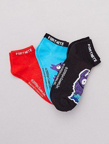 7f17acb2034fd Soldes chaussettes garçons - sous-vêtements enfant garçon Vêtements ...