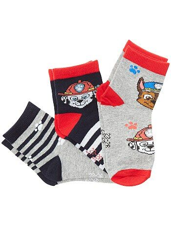 Lot de 3 paires de chaussettes - Kiabi