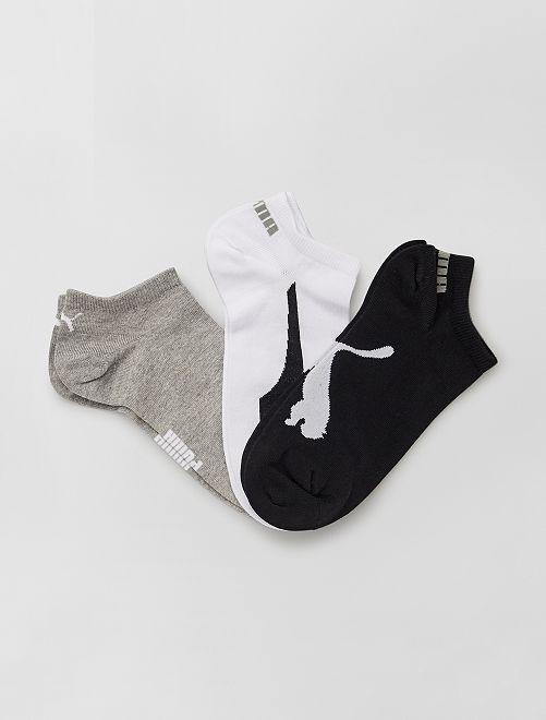 Lot de 3 paires de chaussettes 'Puma'                                                                 blanc